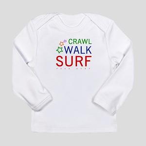 crawl Long Sleeve T-Shirt