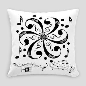 Praise, Joy, Sing Everyday Pillow