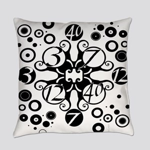 Biblical Numbers Everyday Pillow