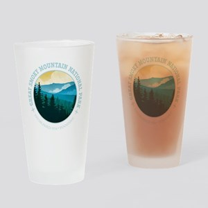 Great Smoky Mountain National Park Drinking Glass