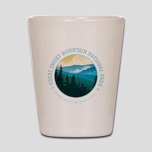 Great Smoky Mountain National Park Shot Glass