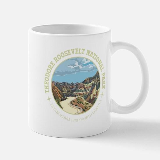 Theodore Roosevelt National Park Mugs