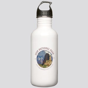 Zion National Park Water Bottle