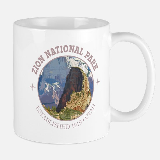 Zion National Park Mugs