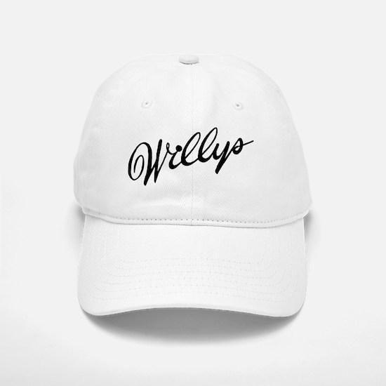 Willys Baseball Baseball Cap