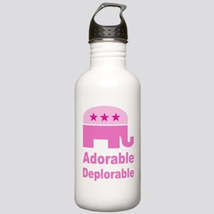 Adorable Deplorable Stainless Water Bottle 1.0L
