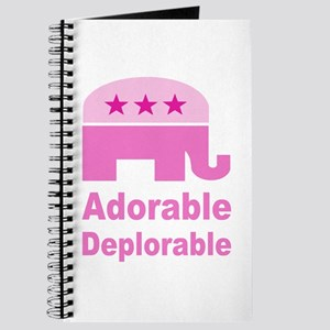 Adorable Deplorable Journal