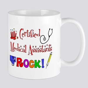 Medical Assistant Mugs