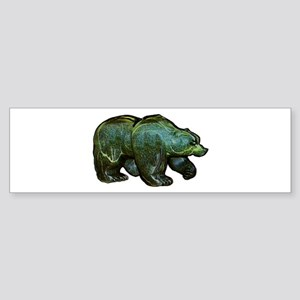 EMERALD Bumper Sticker