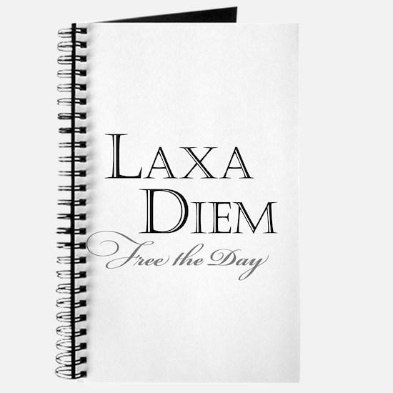 """Laxa Diem"" Journal"