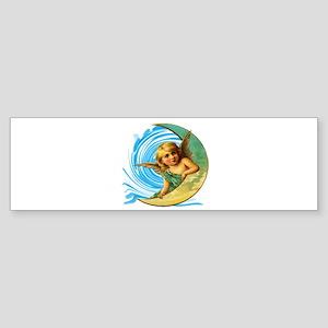 HEAVENS Bumper Sticker