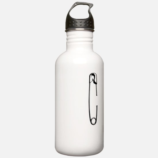 Safety Pin Water Bottle