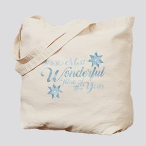 Wonderful Time Tote Bag