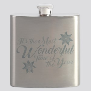 Wonderful Time Flask
