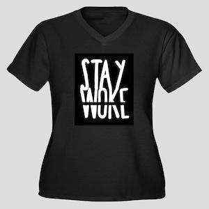 Stay Woke Plus Size T-Shirt