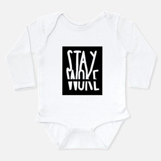 Stay Woke Body Suit