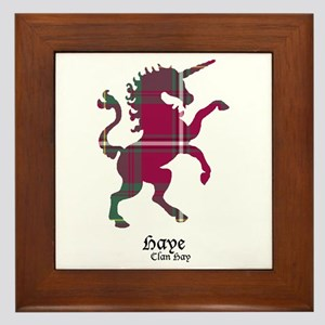 Unicorn - Haye Framed Tile