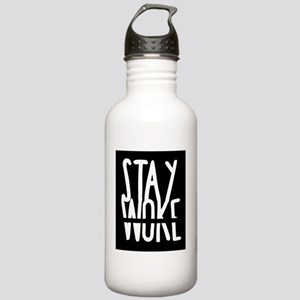 Stay Woke Stainless Water Bottle 1.0L