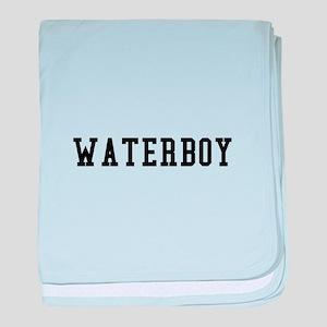 Waterboy baby blanket