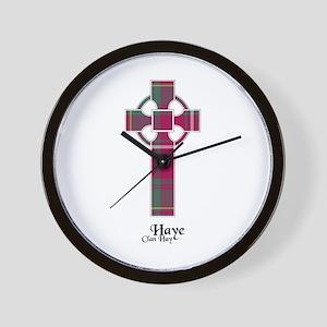 Cross - Haye Wall Clock