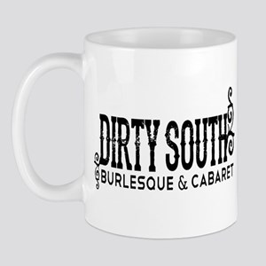 Dirty South Logo Light Products Mugs