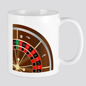 Roulette Wheel Spin Mugs