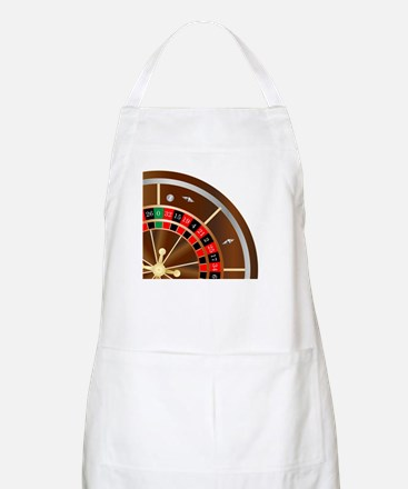 Roulette Wheel Spin Apron
