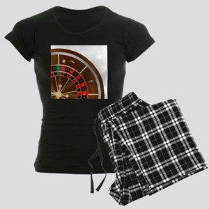 Roulette Wheel Spin Pajamas