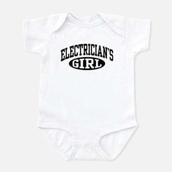 Electrician's Girl Infant Bodysuit