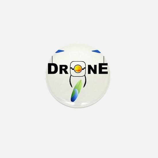 Drone Surfboard Mini Button