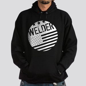 Welder: White Flag (Circle) Sweatshirt