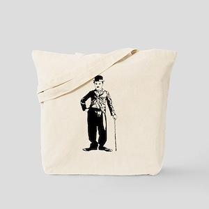 Chaplin Tote Bag