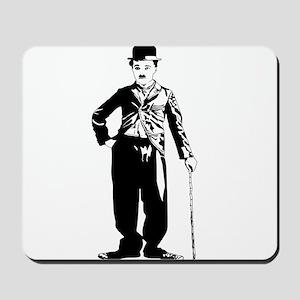 Chaplin Mousepad