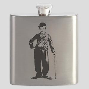 Chaplin Flask