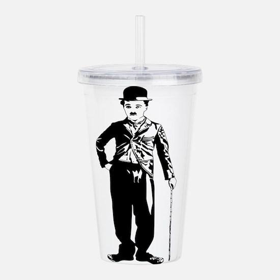 Chaplin Acrylic Double-wall Tumbler