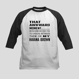 That awkward moment... Havana Kids Baseball Jersey