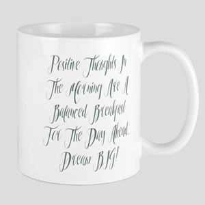 Balanced Breakfast of Thoughts Mugs