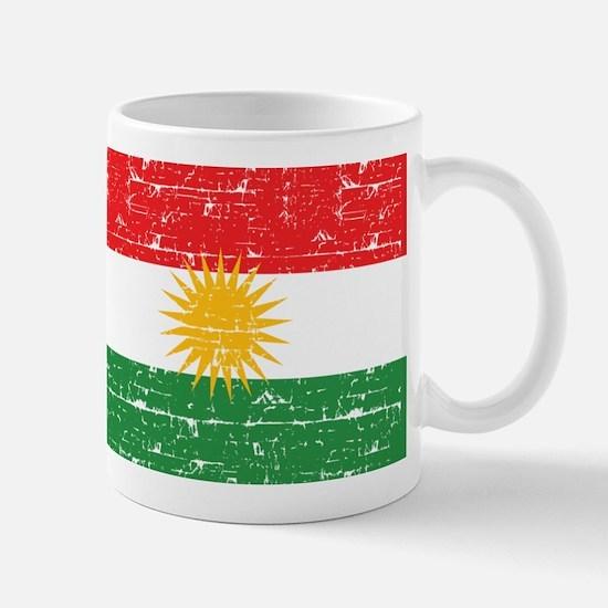 Kurdish Flag designs Mugs
