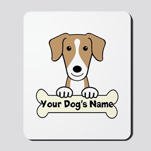 Personalized American Foxhound Mousepad