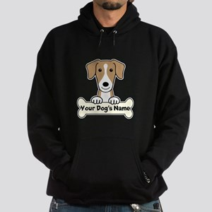 Personalized American Foxhound Hoodie (dark)
