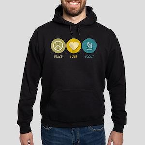 Peace Love Scout Sweatshirt