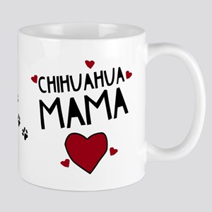 Chihuahua Mama Mug Mugs