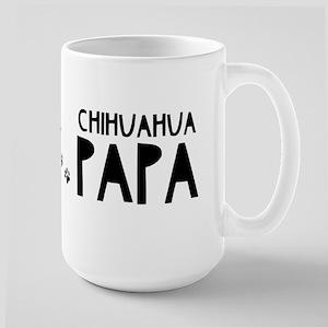 Chihuahua Papa Mug Mugs