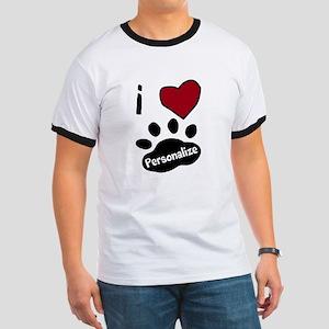 Personalized Pet T-Shirt