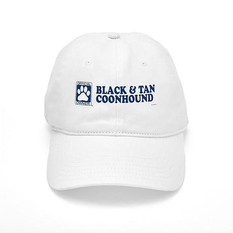 BLACK AND TAN COONHOUND Cap