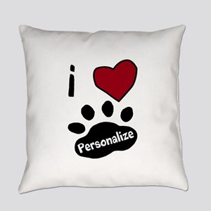 Personalized Pet Everyday Pillow