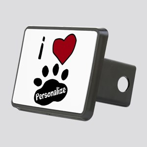 Personalized Pet Hitch Cover