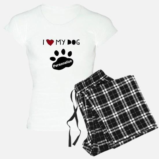 Personalized Dog Pajamas