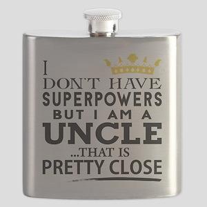 SUPER UNCLE! Flask