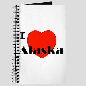 I Love Alaska! Journal